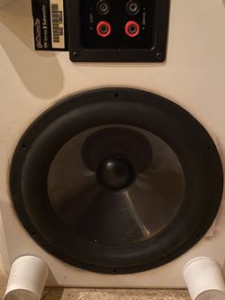 Polk Audio Subwoofer PLK-RM3000 for Sale in Lynnwood,  WA