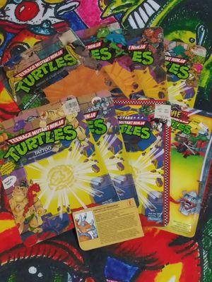 Teenage Mutant Ninja Turtles figures for Sale in Akron, OH