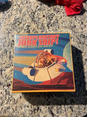Rick and Morty SPACESHIP UNOPENED for Sale in Katy, TX