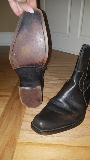 Men's aldo leather boots for Sale in Murfreesboro, TN
