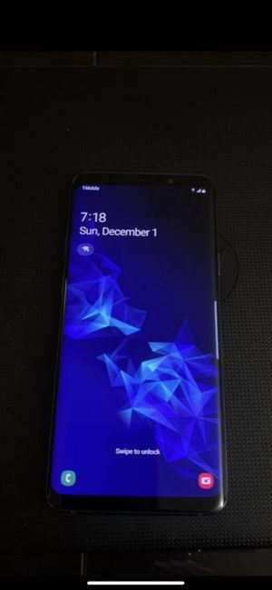 Samsung Galaxy S9 Plus for Sale in Wheaton, IL