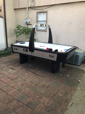 Air hockey table price negotiable for Sale in Dallas, TX