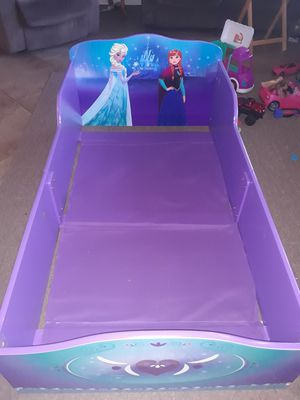 Frozen Toddler Bed for Sale in Cypress, CA