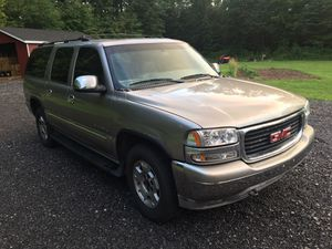 2001 GMC Yukon XL 4X4 for Sale in Winfield, PA