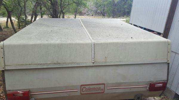 Coleman Pop Up Camper