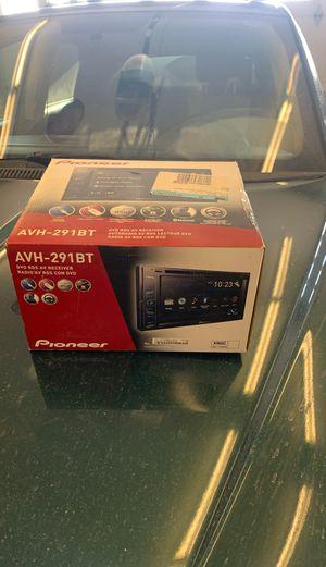 Pioneer AVH-291BT for Sale in Shakopee, MN