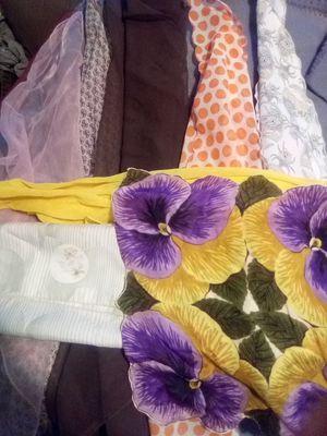 8 Thin Handkerchiefs for $3 for Sale in Peoria, IL