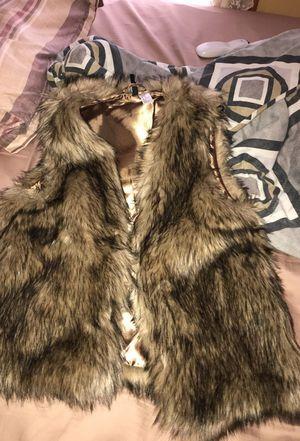 Fur Vest for Sale in Detroit, MI