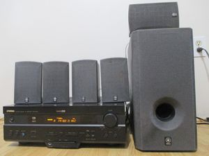 Yahama Surround Sound System for Sale in Westminster, CA