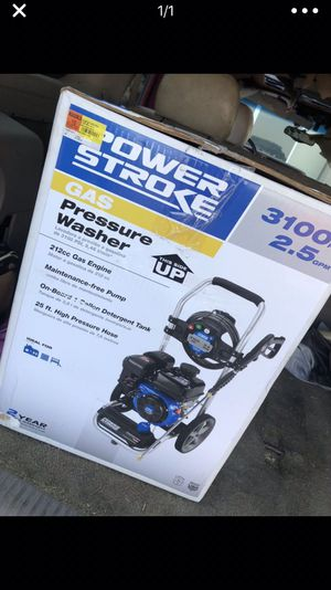 Powerstroke pressure washer for Sale in Fresno, CA