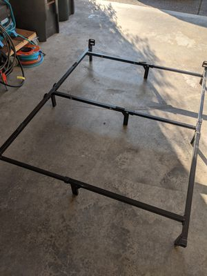 Twin, full, or queen size bed frame. Free for Sale in Puyallup, WA