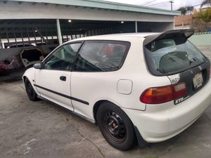Eg hatch Honda civic for Sale in Los Angeles, CA