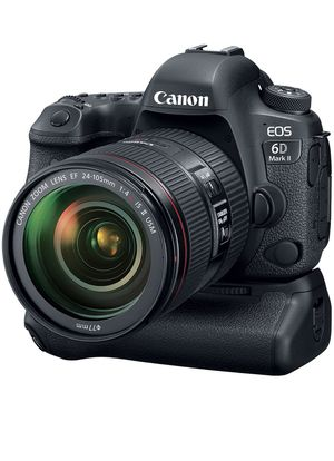 Canon EOS 6D Mark II DSLR Camera with 24-105mm f/4L II Lens & Battery Grip for Sale in Lorton, VA