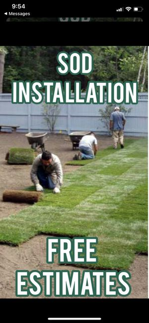Irrigation system: sprinklers, valves, timers, drip system, drains, etc. sod installed, tree service for Sale in Anaheim, CA
