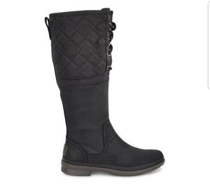 UGG Elsa Tall Black Boots 6.5 for Sale in Levittown, PA
