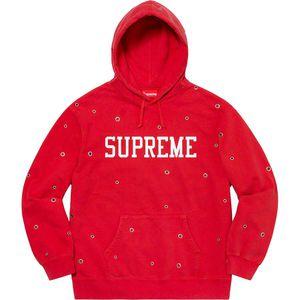 Supreme eyelet hoodie for Sale in Columbus, OH