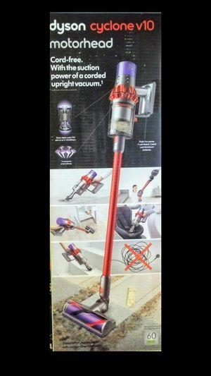 New Dyson Cyclone V10 Motorhead Cordless Vacuum for Sale in Orange, CA