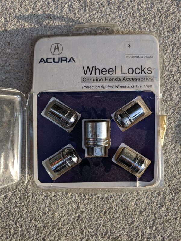 Acura Wheel Locks