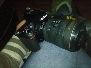 Nikon D750 for Sale in Visalia, CA
