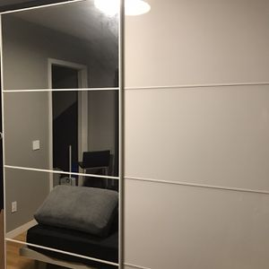 White Ikea Pax Wardrobe for Sale in Brooklyn, NY