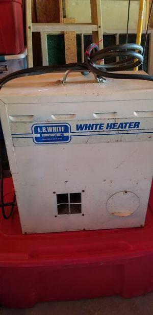 Lb white propane heater 70,000 btu for Sale in Saucier, MS