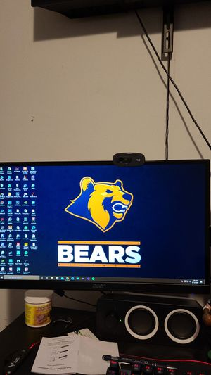 Selling 2 monitors with mount included for Sale in Kenosha, WI
