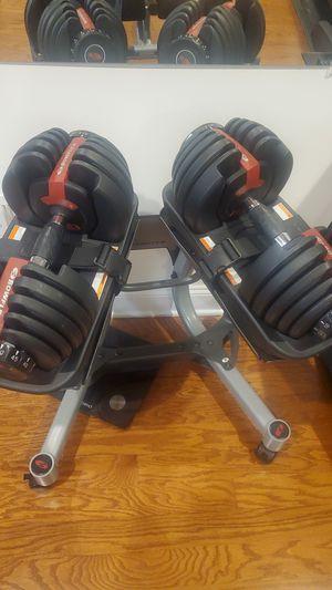 Bowflex select tech home gym for Sale in Union Beach, NJ