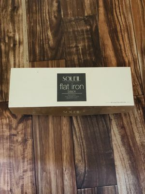 Soleil Hair Straightener for Sale in Perris, CA