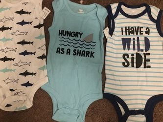 Baby boy summer clothes for Sale in Troutman,  NC