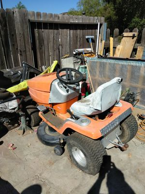 Riding lawn mower for Sale in El Cajon, CA