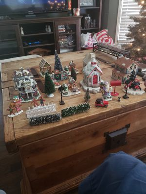 Christmas village for Sale in Whittier, CA