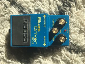 Blues Driver Guitar Pedal for Sale in Whittier, CA