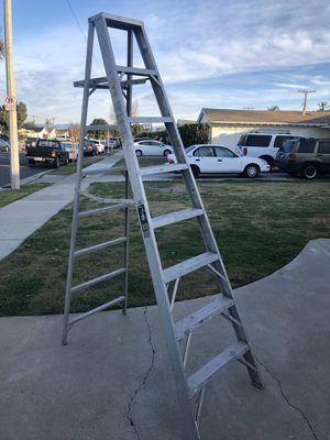 8 ft aluminum ladder for Sale in Garden Grove, CA