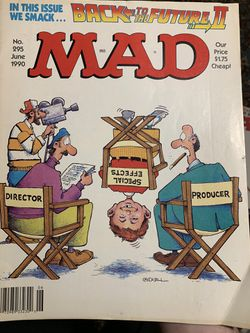 MAD Magazines from the early 90s and late 80s for Sale in Rochester,  NY