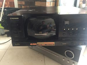 Pioneer F1006. 101 disc player for Sale in Boston, MA