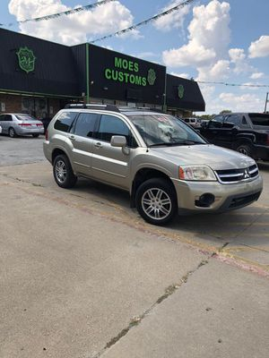 C car-2006 Mitsubishi Endeavor for Sale in Fort Worth, TX