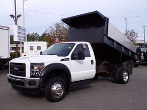 2015 Ford F450 super duty 9 ft contractor dump gas engine finance for Sale in Manassas, VA