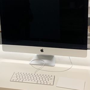 iMac (27-inch, Late 2013), 3.5 GHz Intel Core i7 for Sale in Los Angeles, CA