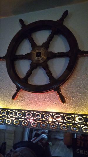 Ships wheel for Sale in Tacoma, WA