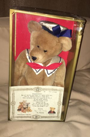 Bialosky bear limited edition for Sale in Virginia Beach, VA