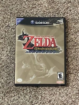 The Legend of Zelda the Wind Waker for Sale in Maple Valley, WA