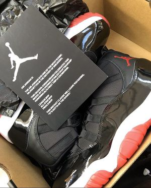 Air Jordan bred 11 for Sale in Los Angeles, CA