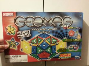 GeoMag 166pc for Sale in Tacoma, WA