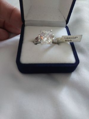 First ring was a present and has never been worn. 95$ original price but asking for half 45$. All other jewelry pieces are selling for 15 $ each. for Sale in Fayetteville, NC