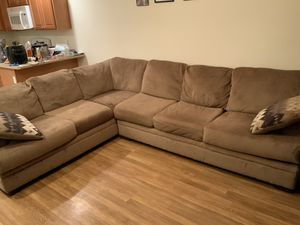 Sectional couch for Sale in Morgantown, WV