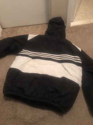Adidas reversible coat dog for Sale in Cleveland, OH