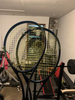 New condition tennis rackets! for Sale in Spring, TX