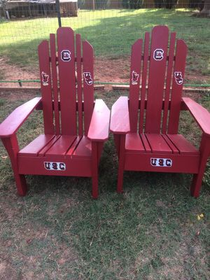USC Adirondack chairs for Sale in Charlotte, NC