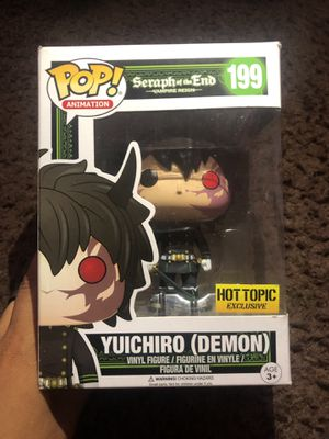 Funko Pop Animation: YUICHIRO (DEMON) Toy Figure for Sale in Industry, CA