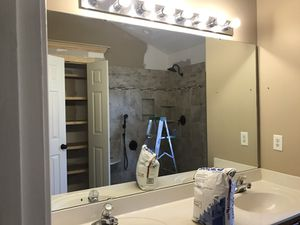 Bathroom mirror for Sale in Cary, NC